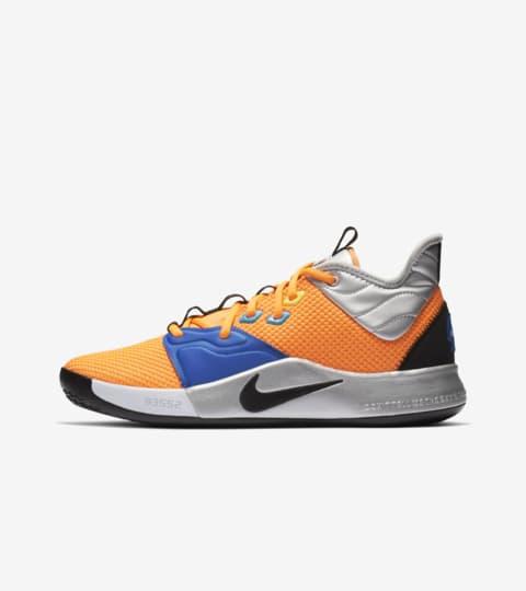 Fecha de lanzamiento de las Nike PG 3 NASA