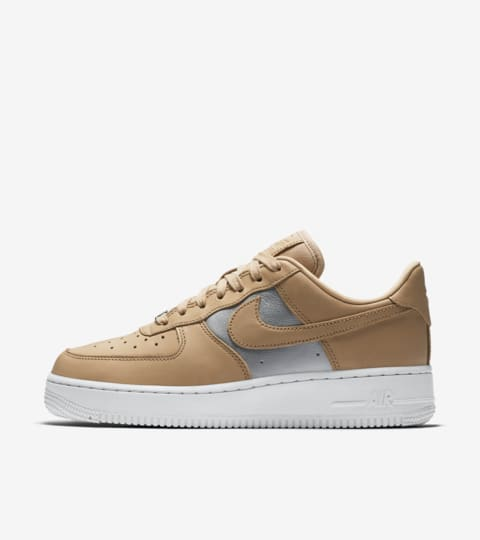 nike beige air force