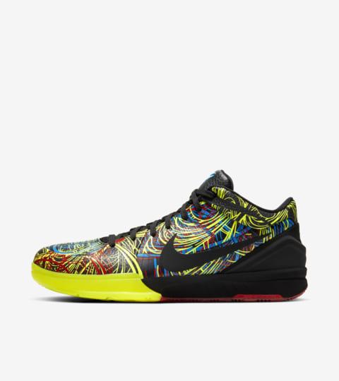 kobe 4 id Sale Nike Basketball Shoes