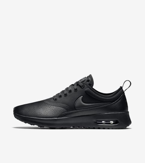 womens nike air max thea black