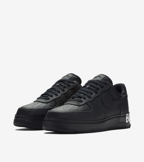 nike air force black 2018