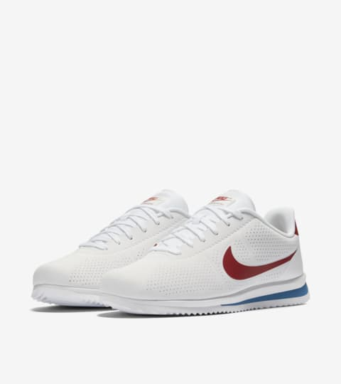 Birmania público raya  Nike Cortez Ultra Moire 'Forrest Gump'. Nike SNKRS