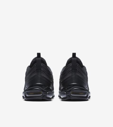 Release Date: Nike Air Max 97 Premium Black Gold