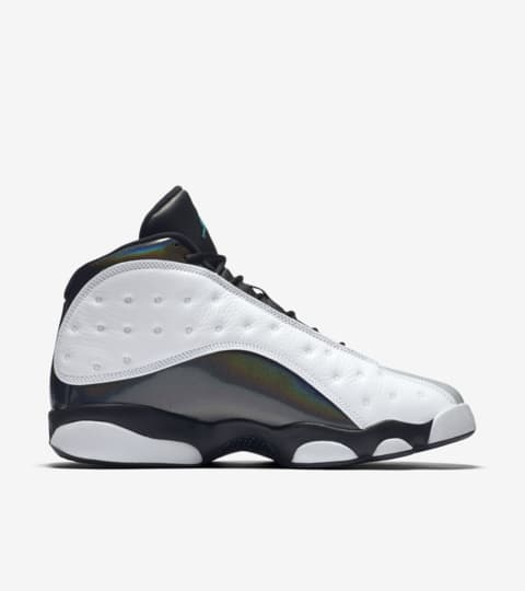 "Air Jordan 13 Retro ""Wolf Grey"". Nike SNEAKRS PL"