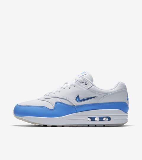 nike air max 1 jewel blue
