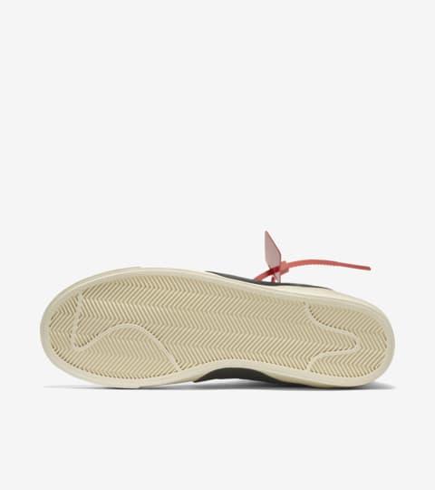 Nike Blazer Mid Off White AA3832 100