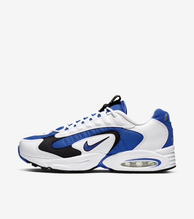 Air Max Triax 96 'Varsity Royal' Release Date. Nike SNKRS