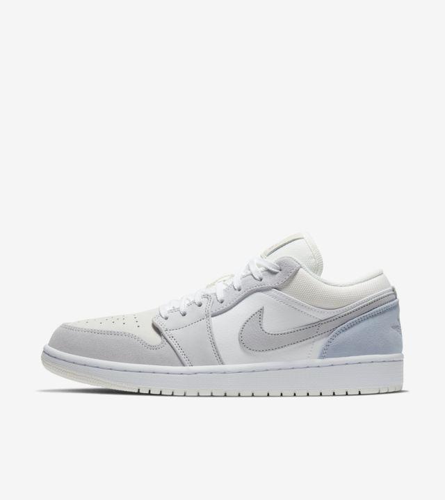 Date de sortie de la Air Jordan 1 Low « Paris ». Nike SNEAKRS FR