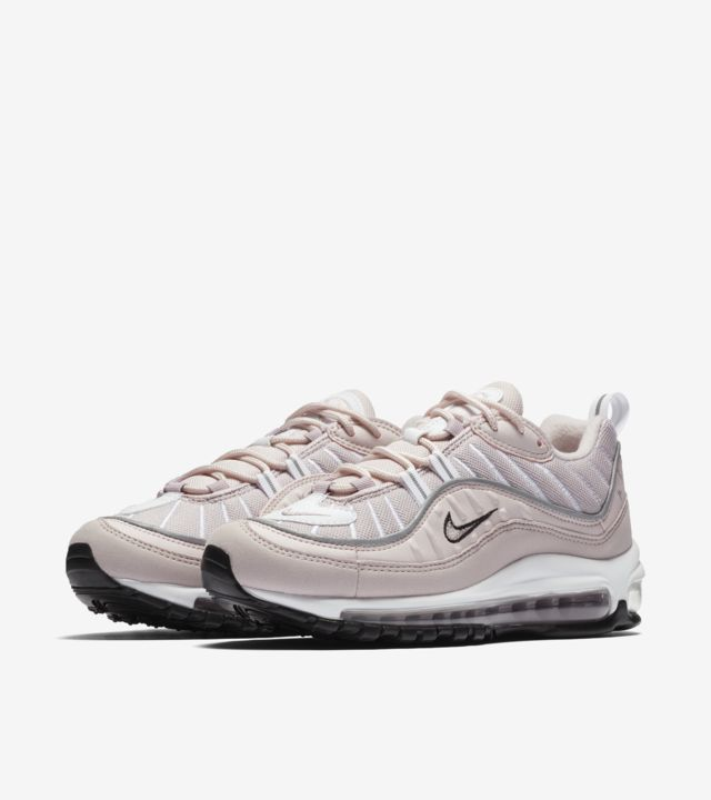 Nike Women's Air Max 98 'Barely Rose & Reflect Silver