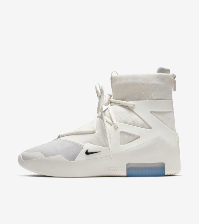 Air Fear of God 1 'Sail' Release Date. Nike SNKRS