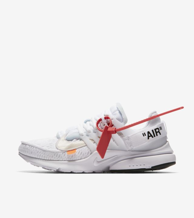 Nike x Off White AIR Presto The Ten OW for sale online