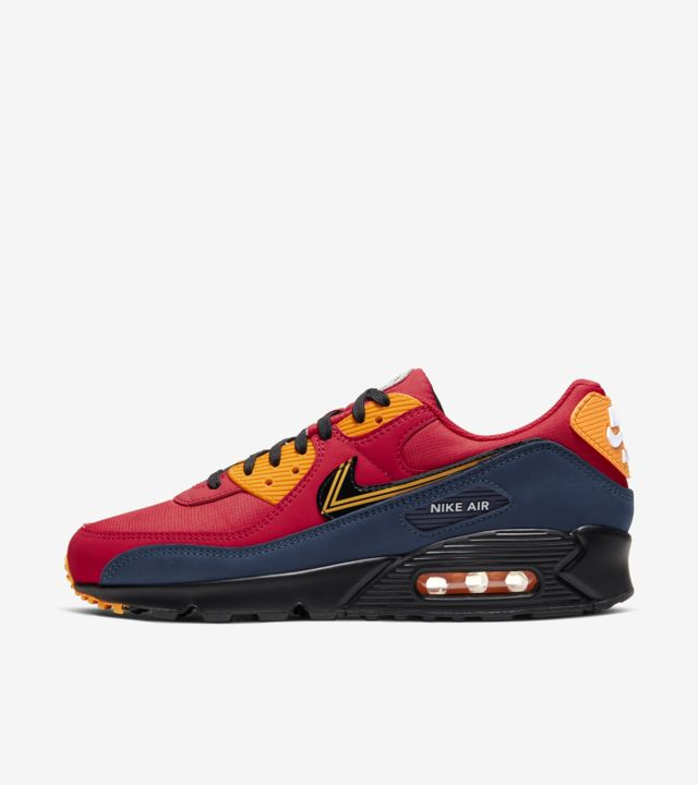 "วันเปิดตัว Nike Air Max 90 Premium ""London"". Nike SNKRS TH"