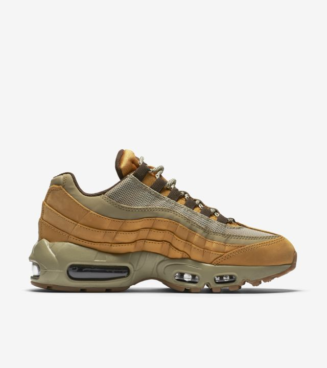 Women's Nike Air Max 95 Winter 'Bronze & Bamboo'. Release
