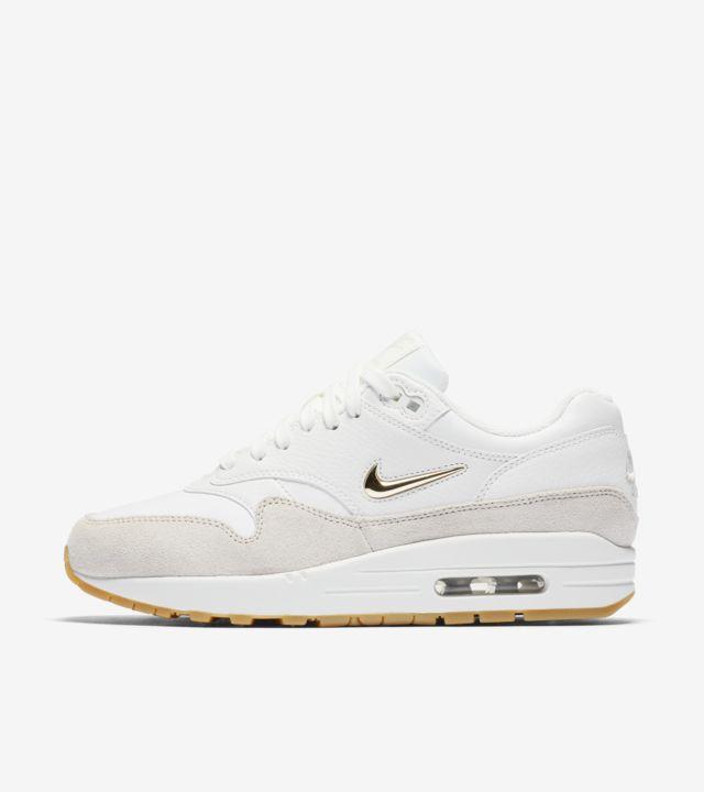 Date de sortie de la Nike Air Max 1 Premium « Summit White