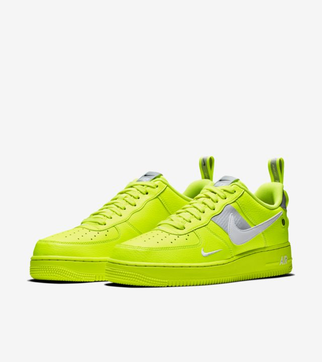 Nike Air Force 1 Utility Cool Grey White For Sale