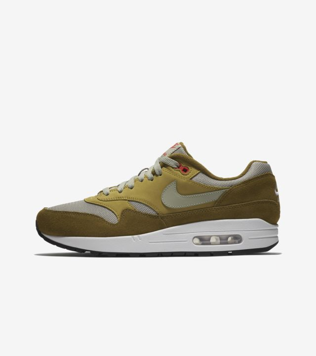 Nike Air Max 1 Premium 'Green Curry' Release Date. Nike SNKRS
