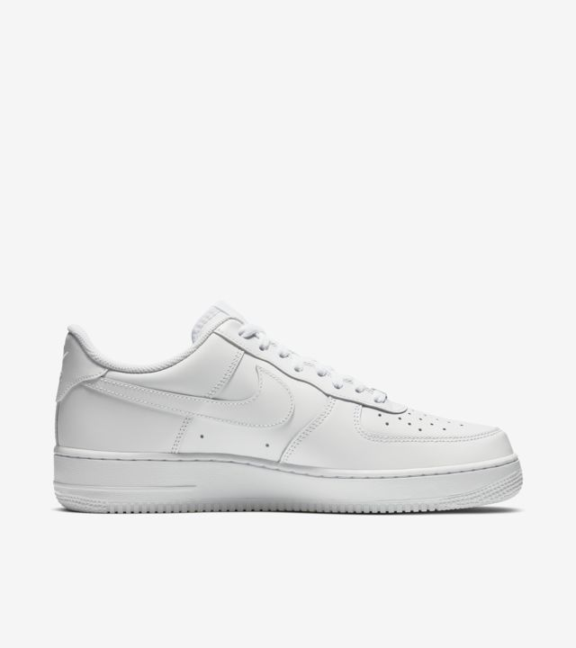 nike air force one low white off 52%