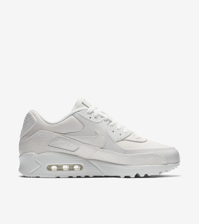 Date de sortie de la Nike Air Max 90 « Summit White ». Nike