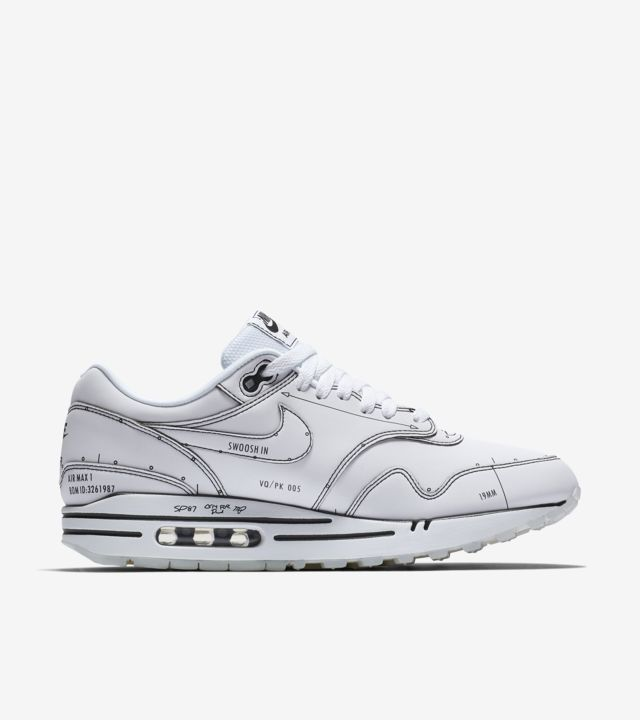 Air Max 1 'Schematic' Release Date. Nike SNEAKRS EG