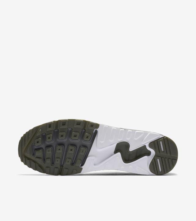 Nike Air Max 90 Ultra 2.0 Flyknit 'Rough Green & Dark Grey