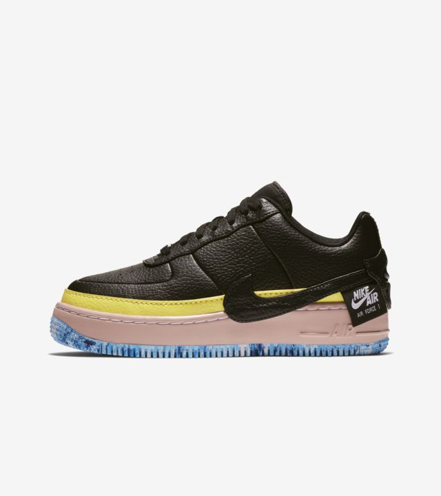 Nike WMNS Air Force 1 Jester XX (Black Black)