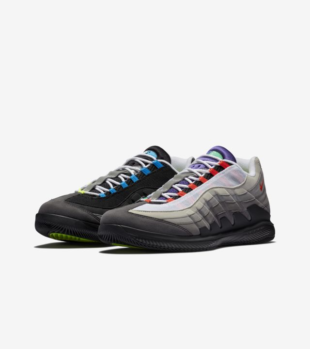 NikeCourt Vapor RF x AM95 'Greedy' Release Date. Nike SNKRS