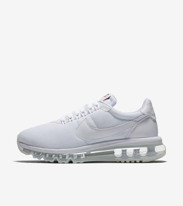 billig Nike – Air Max Ld Zero – Weiße Sneaker Schlussverkauf