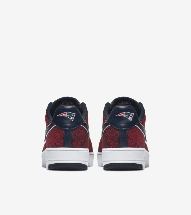 Nike Air Force 1 Ultra Flyknit Low RKK 'University Red