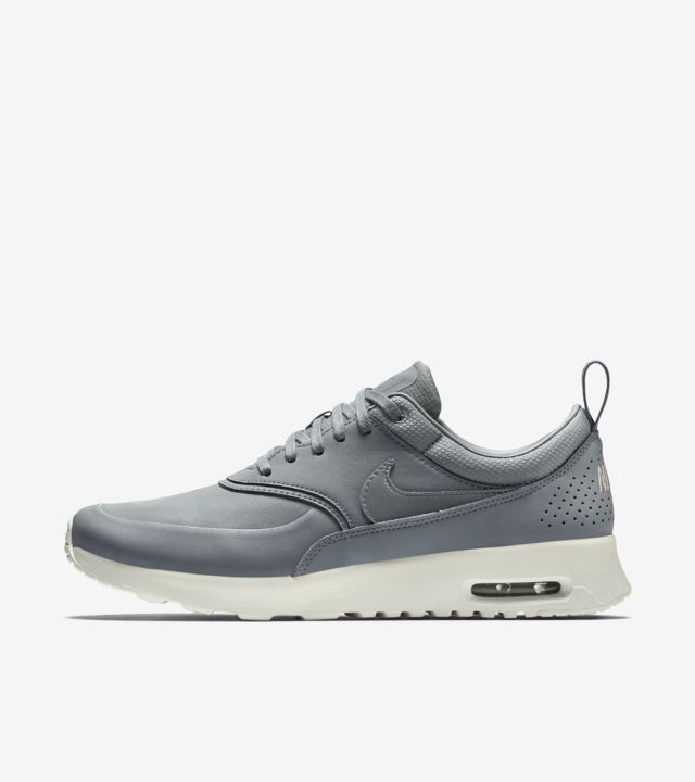 Women's Nike Air Max Thea Premium 'Cool Grey & Metallic