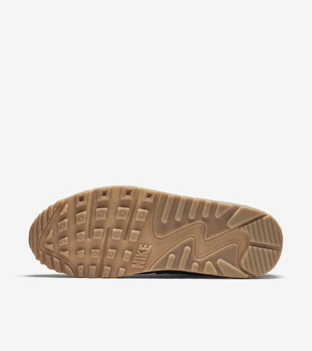 Women's Nike Air Max 90 'Black Safari'. Nike SNKRS