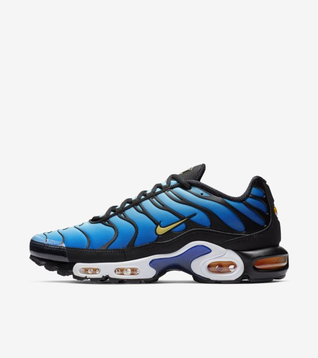 utterly stylish hot sale online on feet at Nike Air Max Plus OG 'Hyper Blue' Release Date. Nike SNEAKRS ID