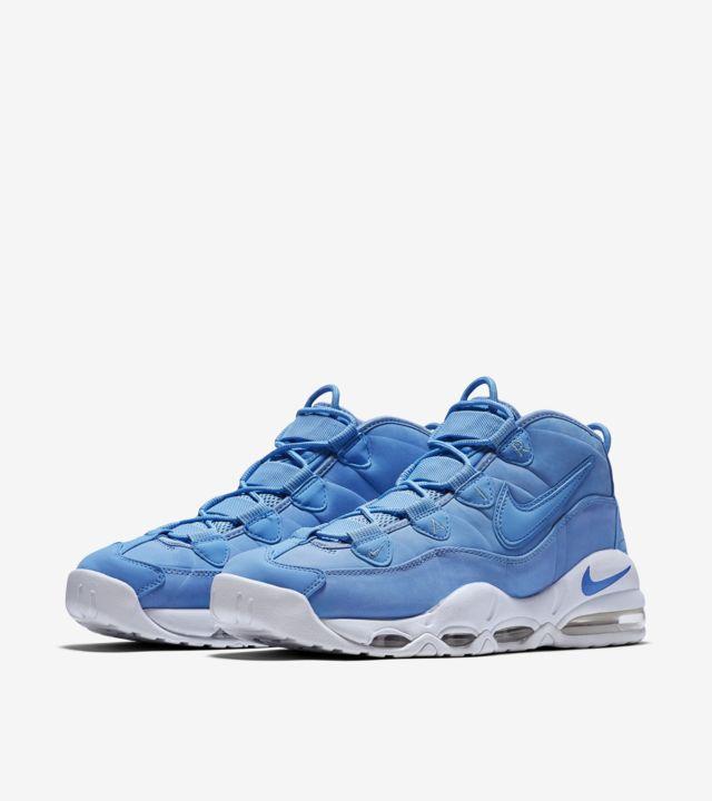 Nike Air Max Uptempo 95 'University Blue'. Nike SNKRS
