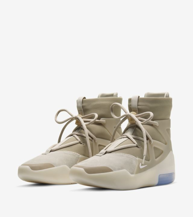 Air Fear of God 1 'Oatmeal' Release Date. Nike SNKRS