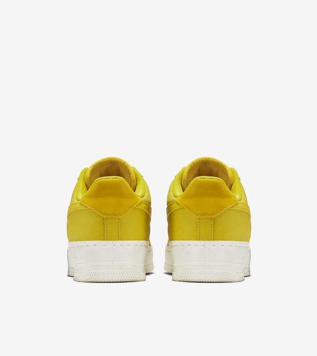 NikeLab Air Force 1 Low 'Bright Citron'. Nike SNKRS