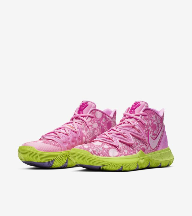 Kyrie 5 'Patrick Star' Release Date. Nike SNKRS