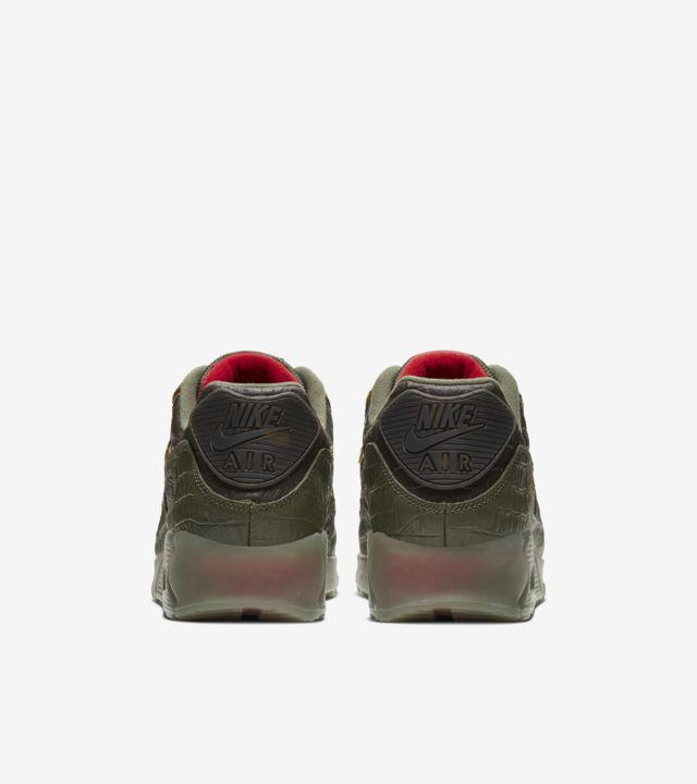 Nike Air Max 90 Animal Crocodile Print Release Date