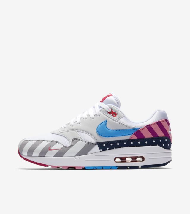 Nike Air Max 1 'Parra' 2018 Release Date.. Nike SNKRS