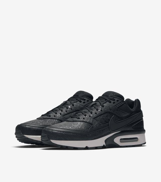 Nike Air Max BW WMNS black dark grey black light bone