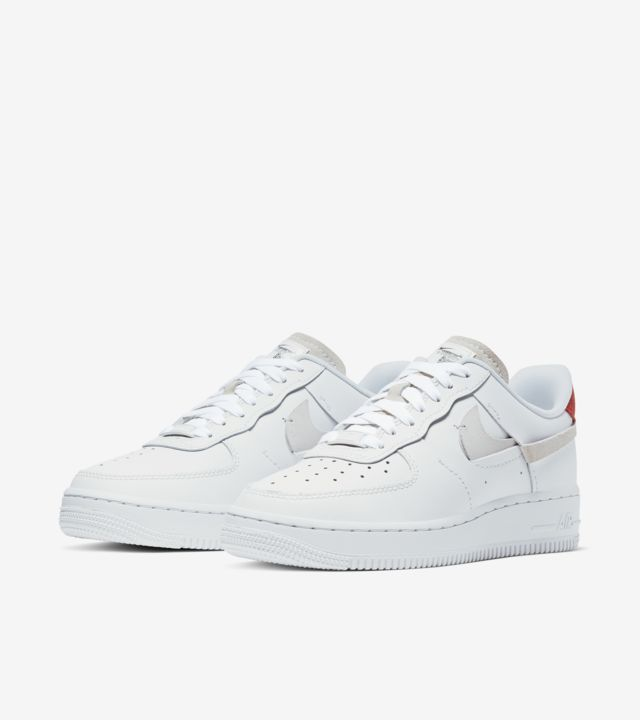 nike air force 1 vandalized