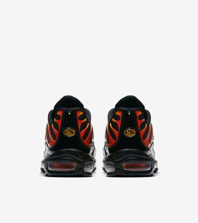 Nike Air Max 97 Plus 'Shock Orange & Black' Release Date