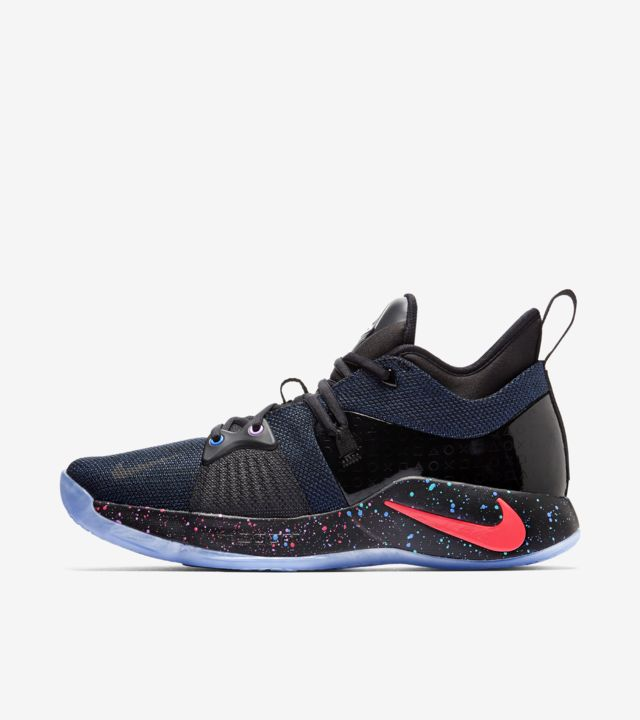 Playstation x Nike PG2 | Nike shoes flyknit, Sneakers nike