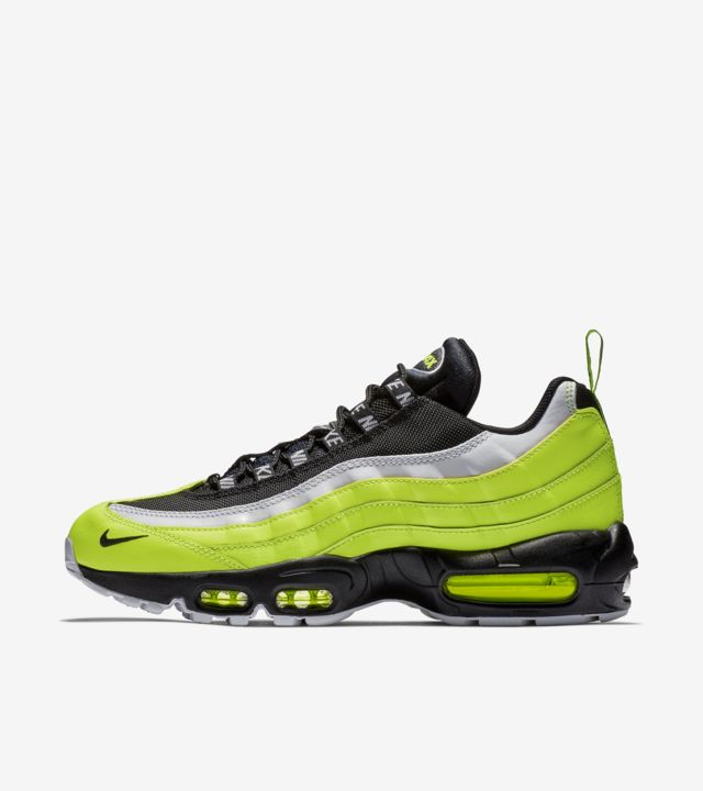 Now Available: Nike Air Max 95 Premium
