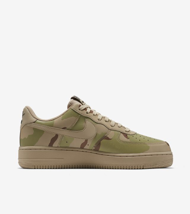 nike desert camo air force 1