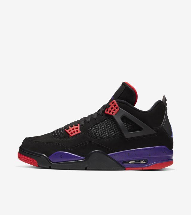 Nike Air Jordan IV (4), Michael Jordan signature shoes