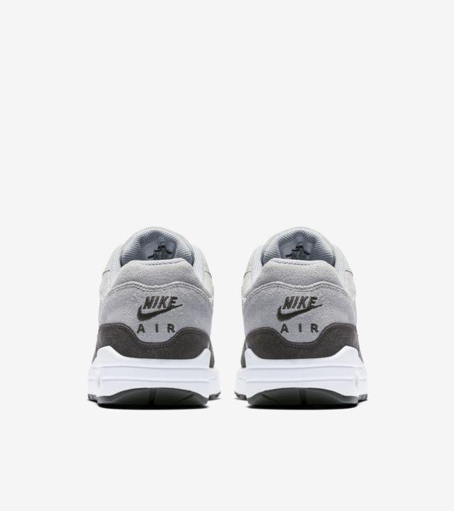 Nike Womens' Air Max 1 Premium 'Wolf Grey & Metallic Pewter
