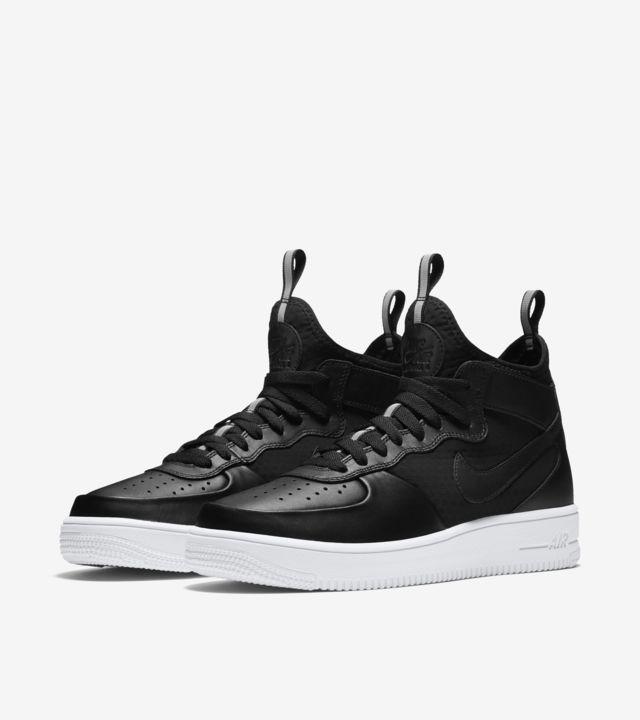 Nike Air force 1 Ultra Force BLANC