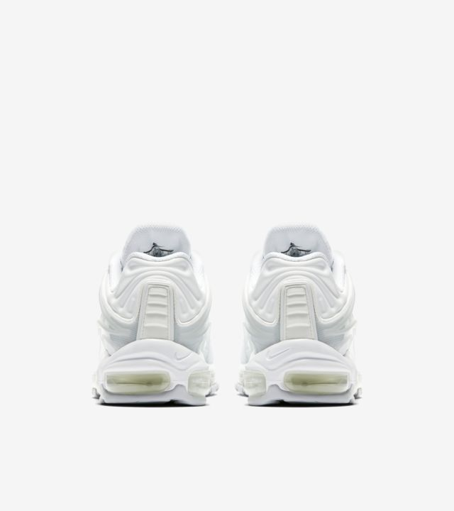 Nike Air Max Deluxe 'Triple White' Release Date. Nike SNKRS