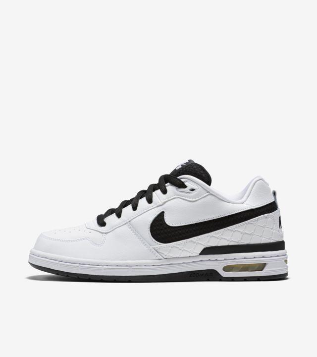 Nike Zoom Air Paul Rodriguez 1 'White & Light Zen'. Nike SNKRS