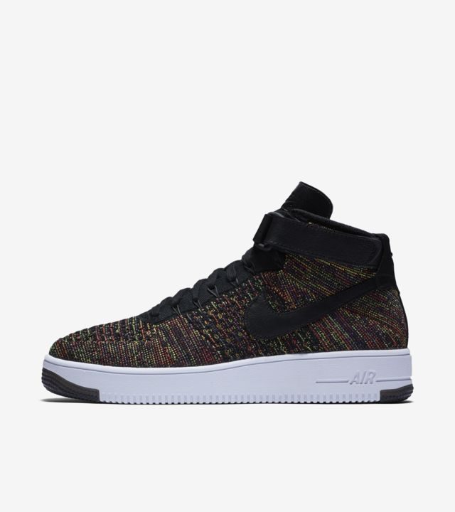 Nike Air Force 1 Ultra Flyknit Mid Multi
