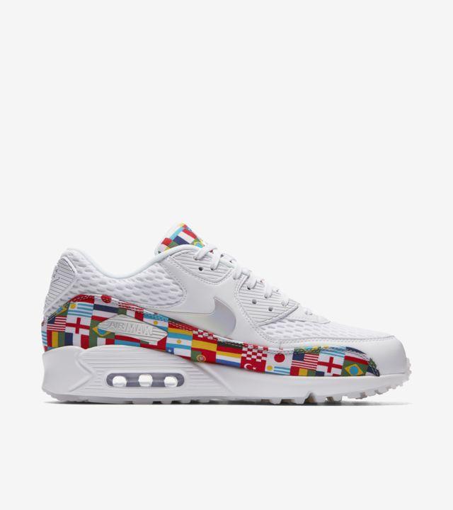 Air Release DateNike 'WhiteMulticolour' Nike 90 Max 7YfvIb6yg